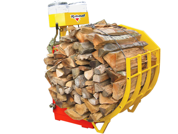 Log bundling machine: FAGOMATIC BU