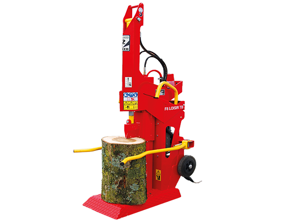 Electric log splitter: LOISIR TH 8