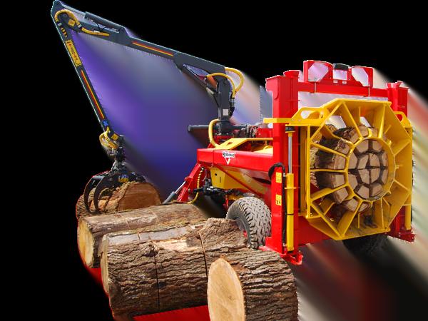 Fendeuse Tracteur : HORIZONTALE F80