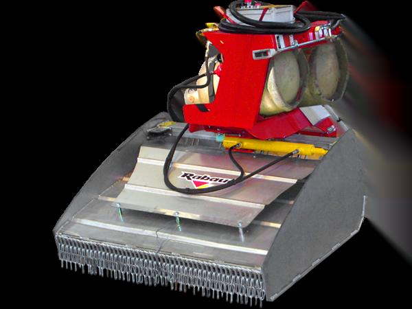 Desherbeur Thermique Tracteur HERBIOGAZ COUNTRY