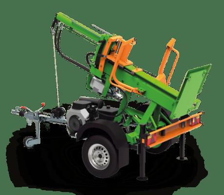 HydroCombi 16 chassis – Wood splitter
