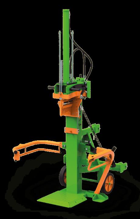 HydroCombi 10 – Wood splitter