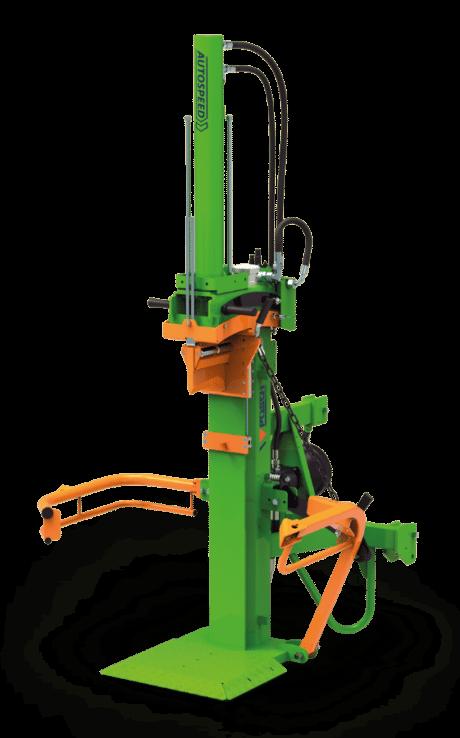 HydroCombi 18 – Wood splitter