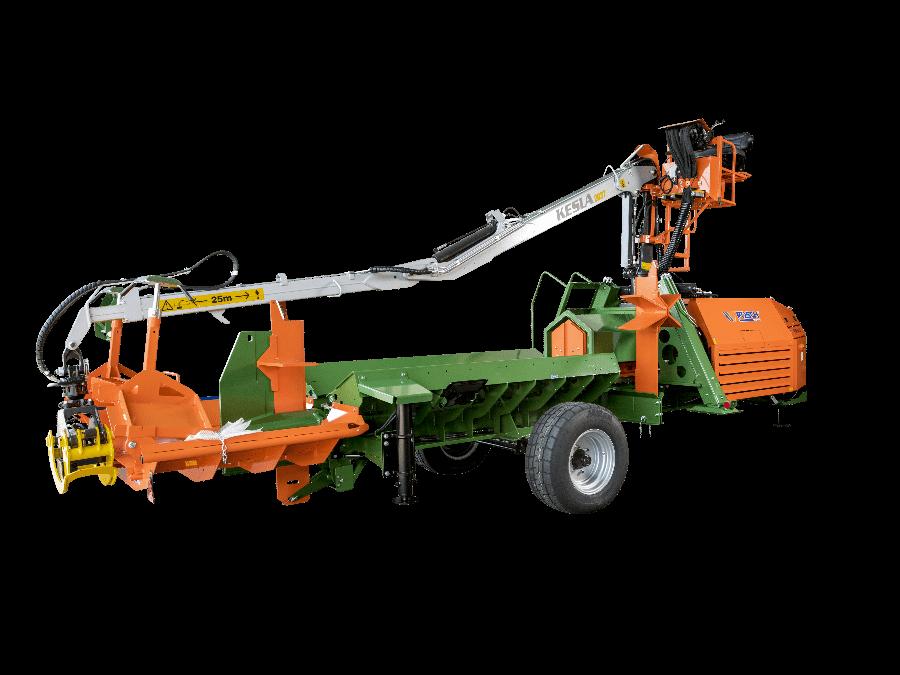 SplitMaster 55 Crane – Wood splitter