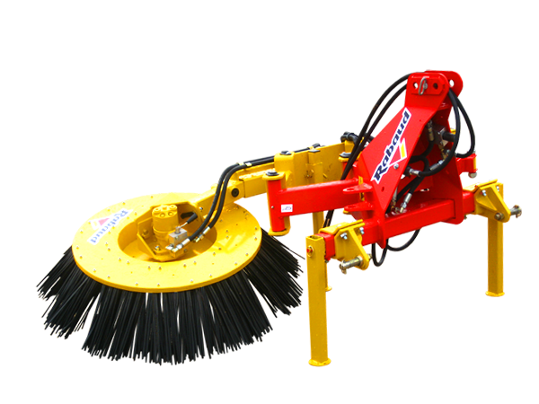 Lining sweeper: LOGENET