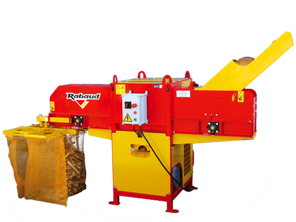 Kindling machine: XYLOFLAM 200/250