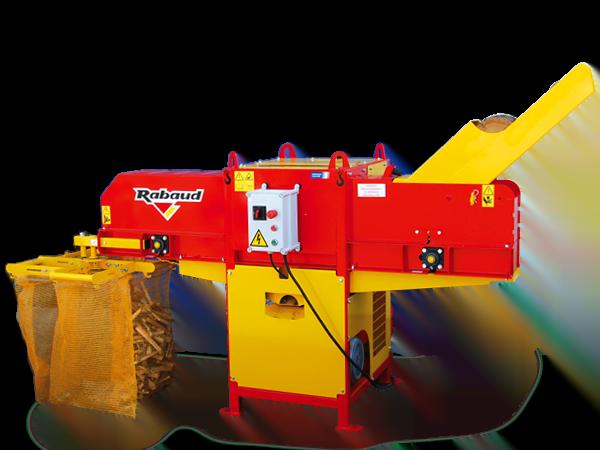 Machine à allume-feu : XYLOFLAM 200/250
