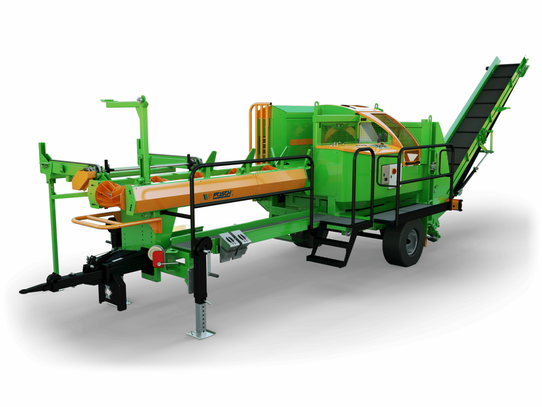 SpaltFix K-540 Multi – Processeur à bois