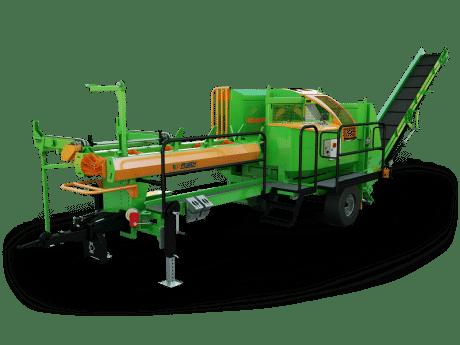 SpaltFix K-440 Multi – Processeur à bois