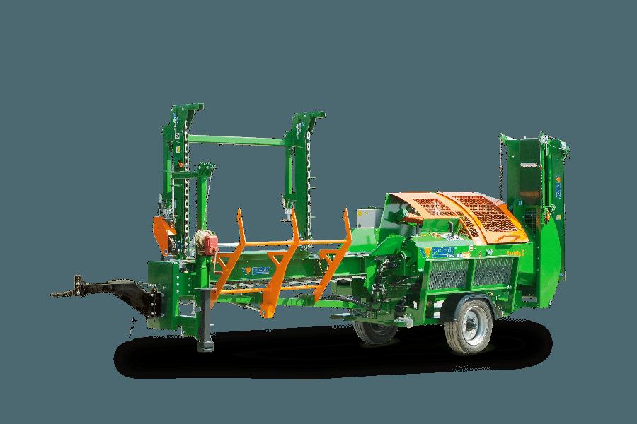 SpaltFix S-375 châssis – Processeur à bois