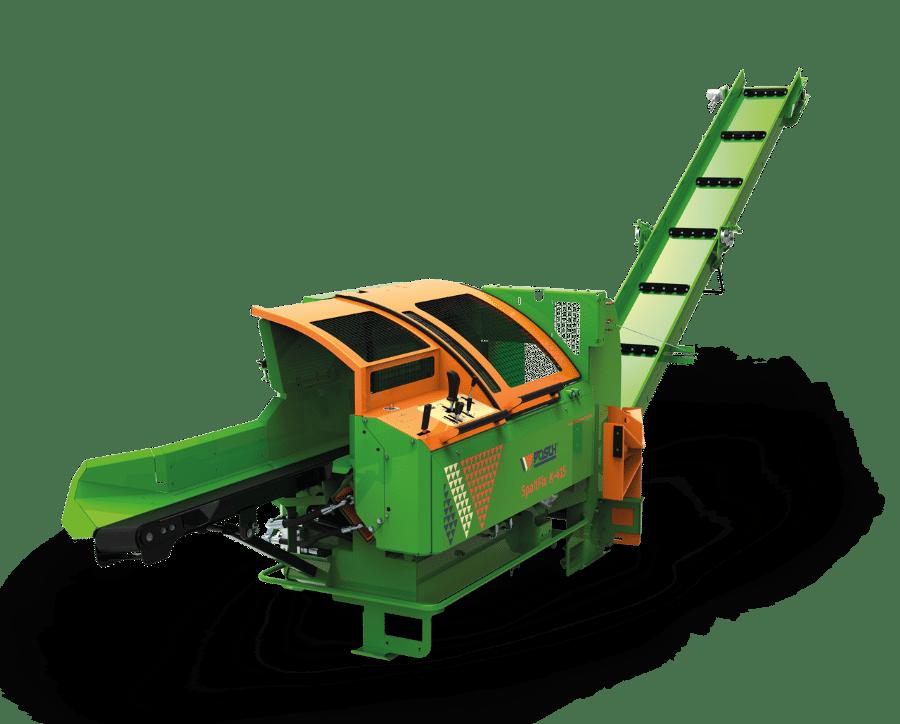 SpaltFix K-415 – Processeur à bois