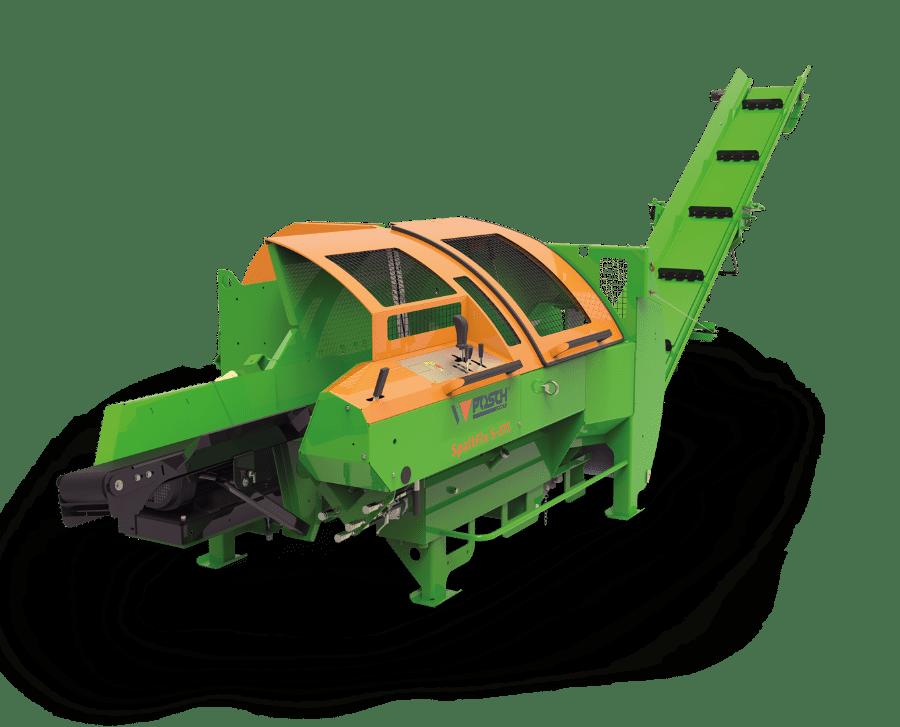 SpaltFix S-375 – Processeur à bois