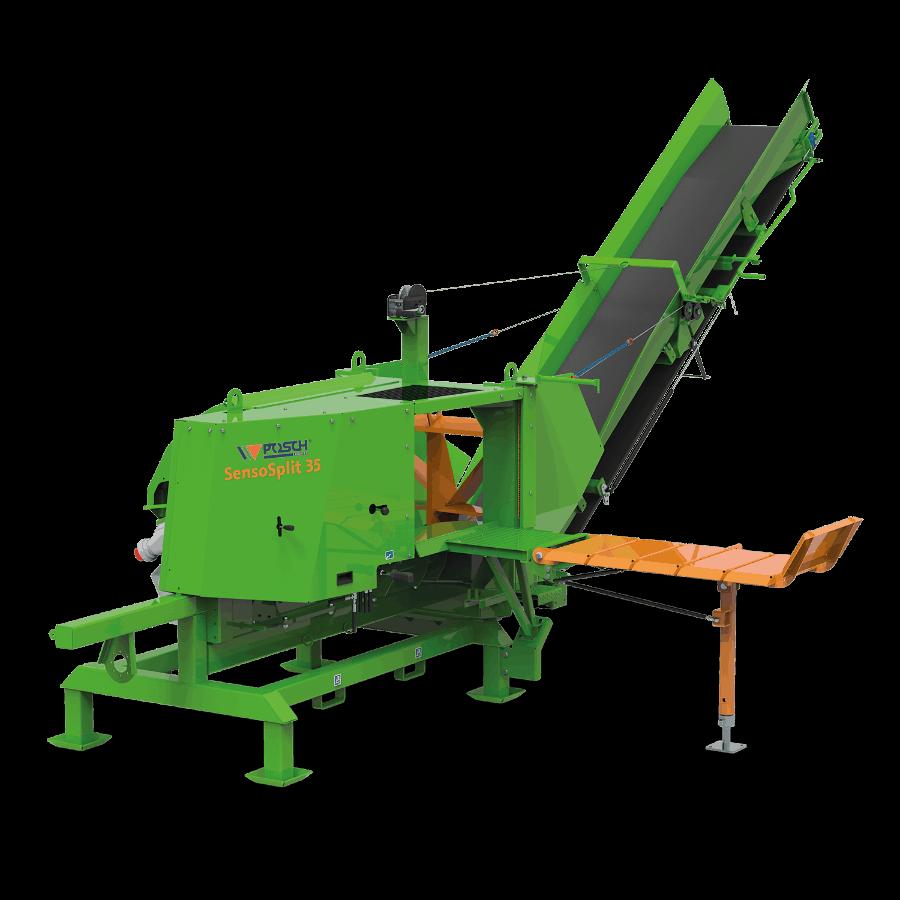 SensoSplit 35 – Wood splitter
