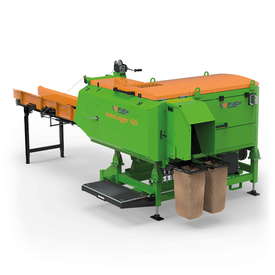 AutoLogger 420 – Wood splitter