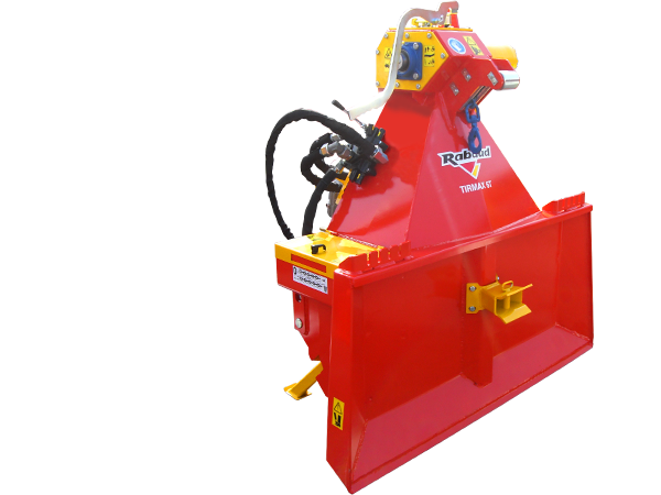Timber winch with chain: TIRMAX