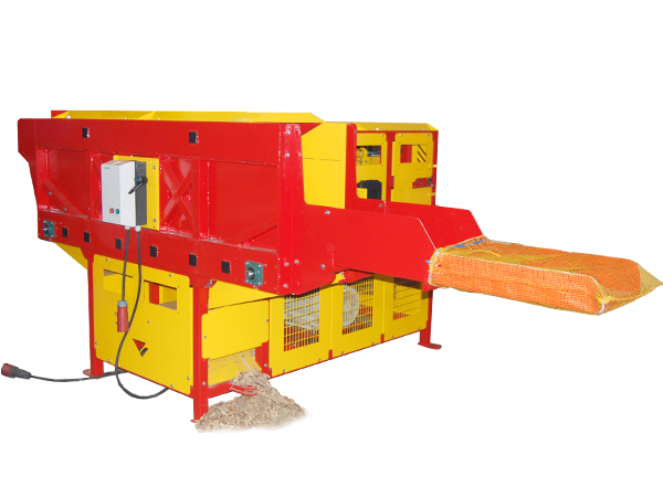 Kindling machine: XYLOFLAM 330/450