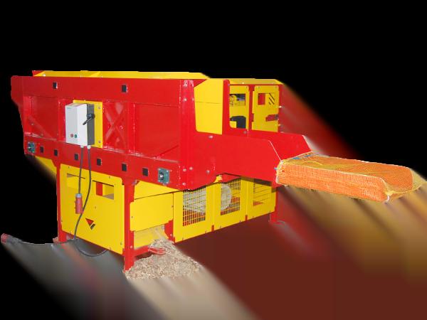 Machine à Bûchettes : XYLOFLAM 330/450