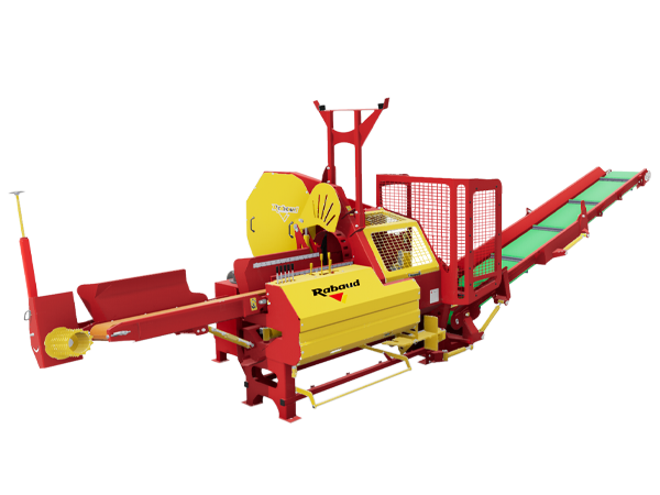 Combiné de bois de chauffage : XYLOG 410