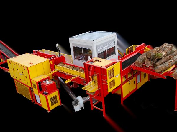 Combiné de bois de chauffage : XYLOG 800