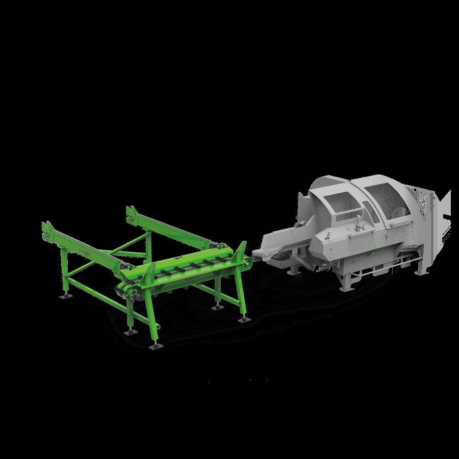 Chargement des grumes S-375/K-415