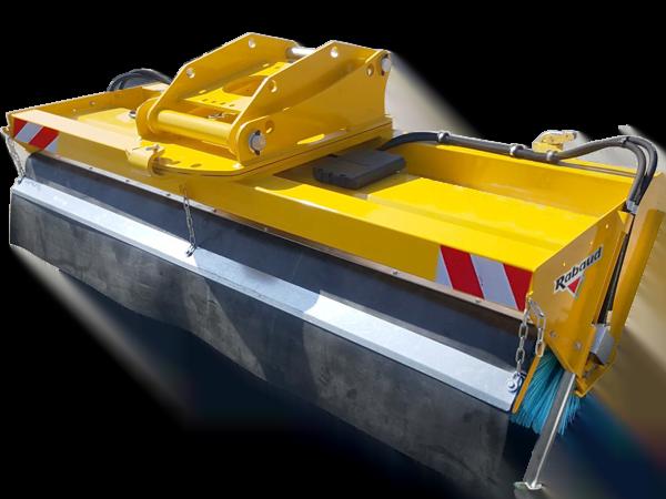 Sweeper for excavators: PROCHAMPION PE