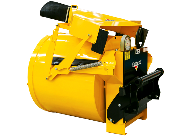 Self loading and weighing concrete mixers: BAP