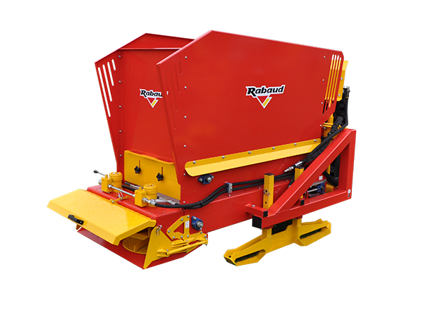 Carried compost spreaders: FERTIDIS