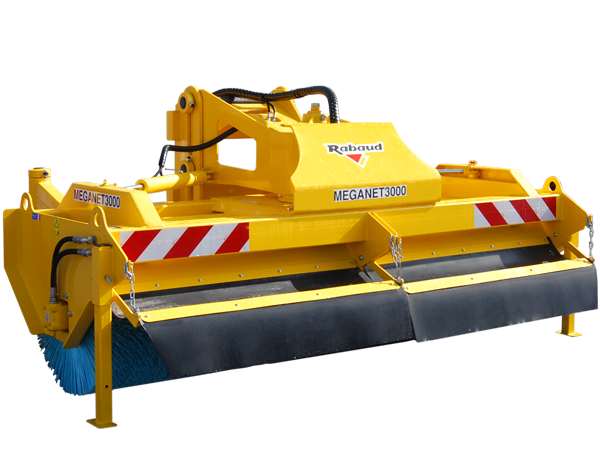 Lining sweeper: MEGANET