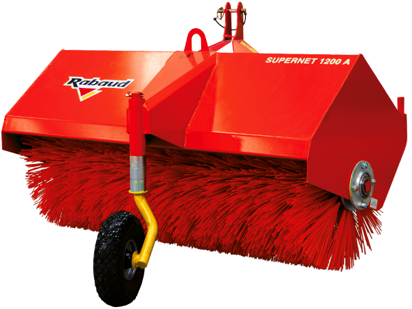 Lining sweeper: SUPERNET 1200A