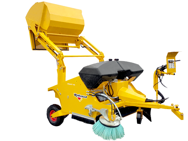 Collecting sweeper: URBANET